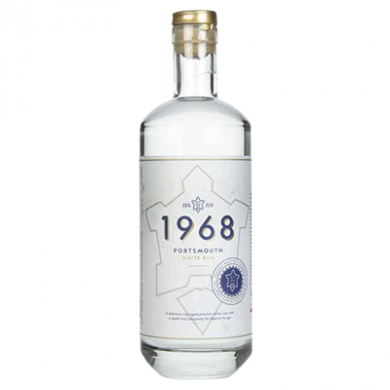 1968 White Rum (70cl) - 41% ABV (Portsmouth Distillery)