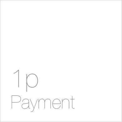 £1 Payment (No VAT)