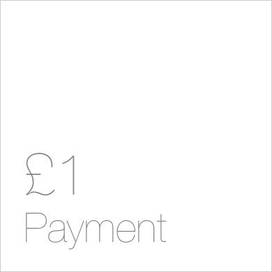 £1 Payment (Inc VAT)