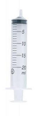 Syringe - Sterile (20ml)