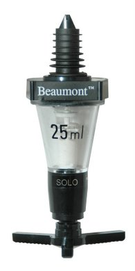 Beaumont Solo Classical Spirit Measure (25ml) CE