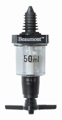 Beaumont Solo Classical Spirit Measure (50ml) CE
