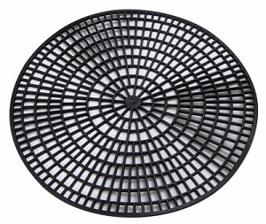 Round Anti Slip Mat for Trays (235mm)