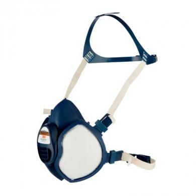 3M - Maintenance Free Half-Mask 4251+ (with FFA1P2 R D Filte
