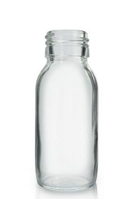 Mini Glass Bottle (60ml)