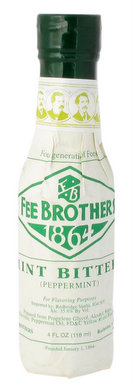 Fee Brothers - Mint Bitters (150ml - 35.8% ABV)