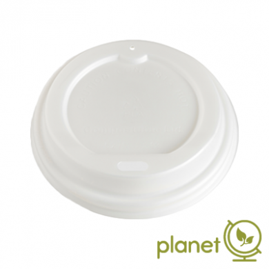 Planet LIDS for 8oz Cups (Pack of 50) - 80mm OFFER PRICE