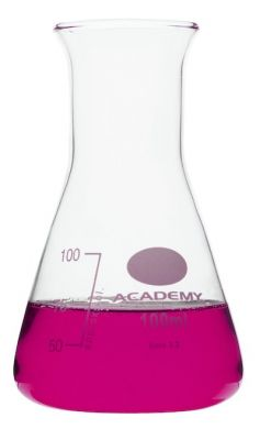Academy - Conical Flask (Borosilicate Glass) 100ml