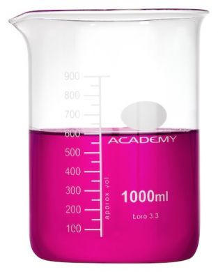 Beaker - Academy (Borosilicate Glass) 1000ml