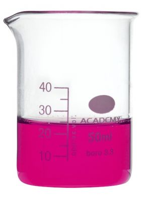 Academy - Measuring Beaker (Borosilicate Glass) 50ml