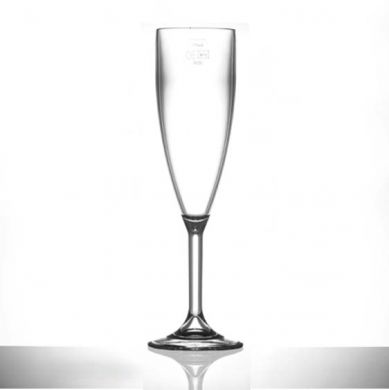 Polycarbonate - Champagne Flute (CE-Marked for 175ml)