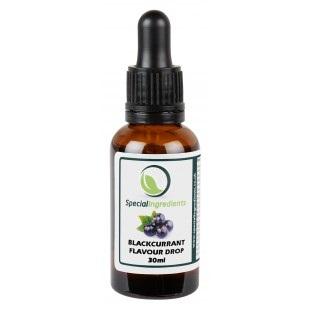 Blackcurrant Flavour Drops (30ml) Sugar Free