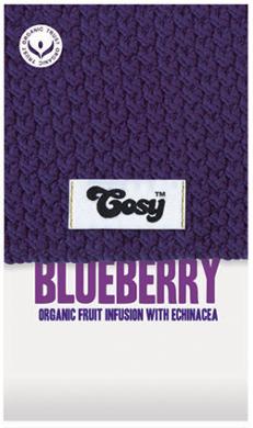 Cosy Tea - Blueberry (20 bags) Organic