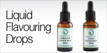 Liquid Flavouring Drops & Oils