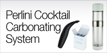 Perlini Cocktail Carbonating System