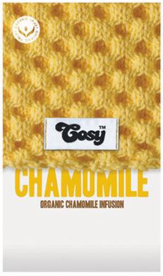 Cosy Tea - Chamomile Tea (20 bags) Organic