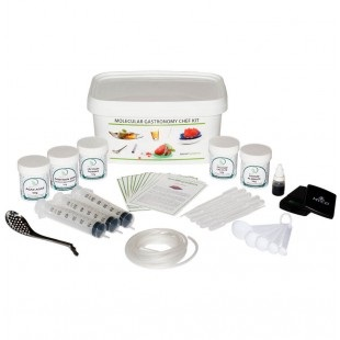Molecular Gastronomy Chef Kit