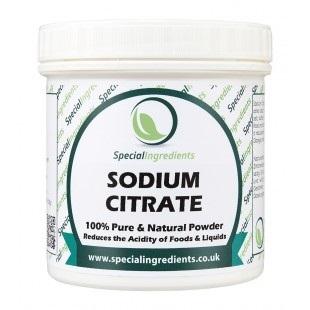 Sodium Citrate / Trisodium Citrate (250g)
