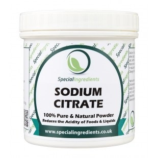 Sodium Citrate / Trisodium Citrate (500g)