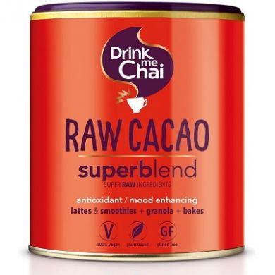 Drink Me Chai - Raw Cacao Superblend (Small - 80g)