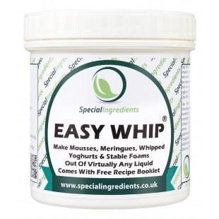 Easy Whip (250g) with free recipe booklet