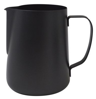 Non-Stick Milk Jug - Black (900ml)