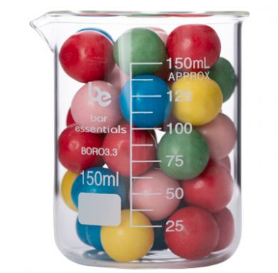 Measuring Beaker - Bar Essentials (Borosilicate Glass) 150ml