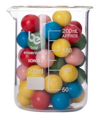 Bar Essentials Measuring Beaker (Borosilicate Glass) 200ml
