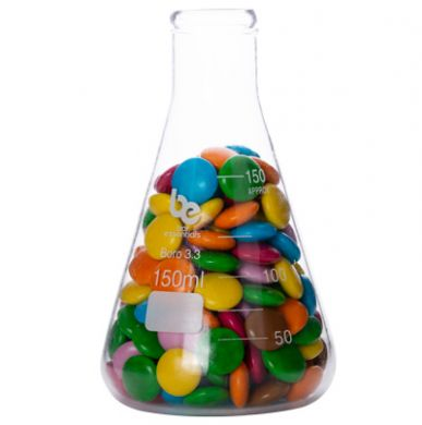 Conical Flask - Bar Essentials (Borosilicate Glass) 150ml