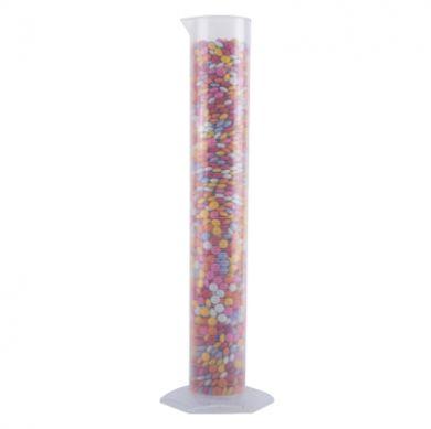 Measuring Cylinder (Polypropylene) - 500ml