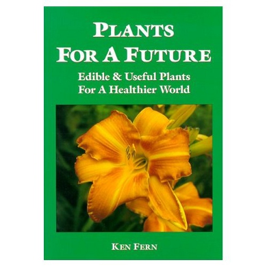 Plants For A Future: Edible and Useful Plants For A Healthie