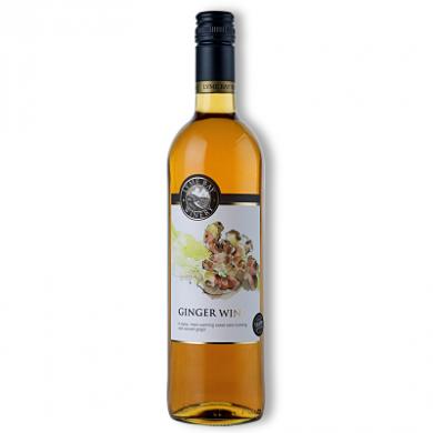 Lyme Bay Devon Wine - Ginger Wine (75cl) 14.5% ABV
