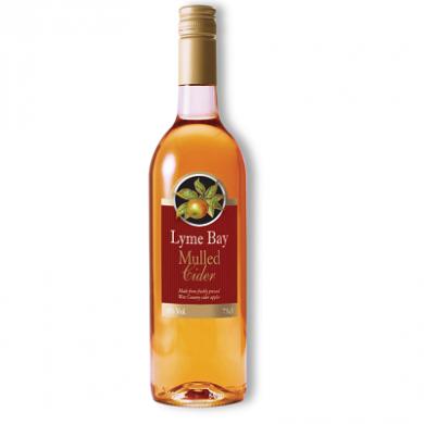 Lyme Bay Cider - Mulled Cider (75cl) 4% ABV