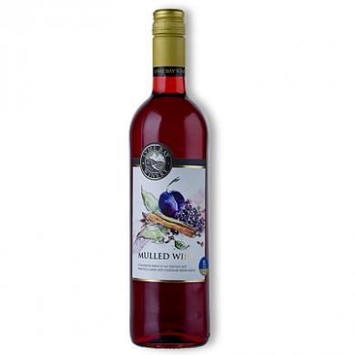 Lyme Bay Devon Wine - Mulled Wine (75cl) 5.5% ABV