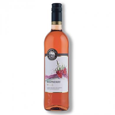 Lyme Bay Devon Wine - Raspberry Wine (75cl) 11% ABV
