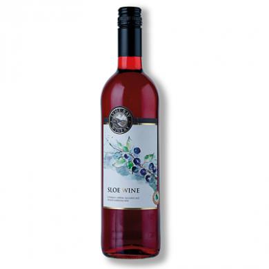 Lyme Bay Devon Wine - Sloe Wine (75cl) 11% ABV