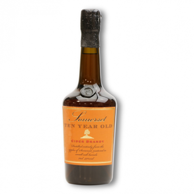 Somerset Cider Brandy - 10 Year Old (70cl) 42% ABV