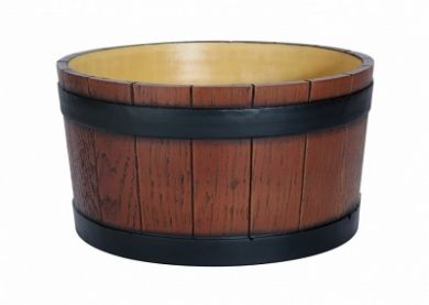 Barrel End Ice Tub Bucket (11 Litre)