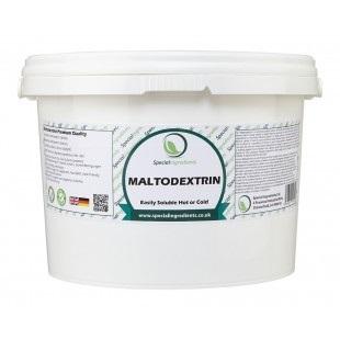 Maltodextrin (5kg - as 2 x 2.5kg Tubs)