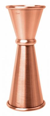 Mezclar - Copper Japanese Style Jigger Measure (25/35/50ml)