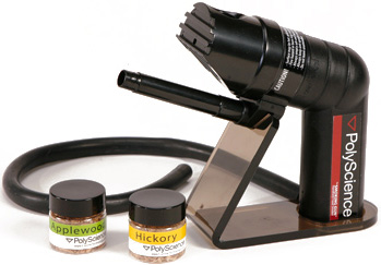 Polyscience� - The Smoking Gun (TM) + Rechargeable batteries
