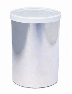 Pressitin - Lid for Re-Sealing Ring-Pull Tin (White) - LID O