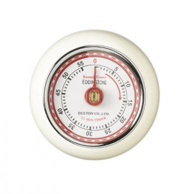 Eddingtons - Magnetic Retro Timer (Ivory) - WAS £6.95