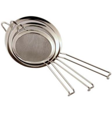 Stainless Steel Sieve (6-inch)