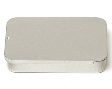 Sliding Lid Tin (40ml)