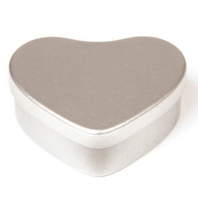 Silver Heart Tin (20ml)