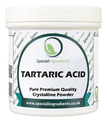 Tartaric Acid (100g)