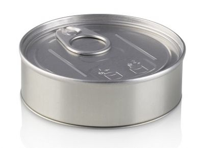 Pressitin - Ring Pull Tin Can and Base (100ml)