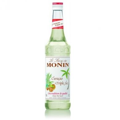 Monin Syrup - Orange Curacao (Triple Sec) 70cl