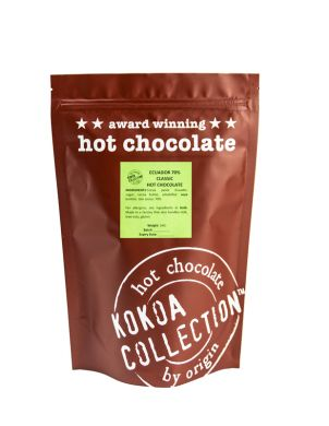 Kokoa Collection (1kg) - Ecuador (70% Cocoa) Hot Chocolate T